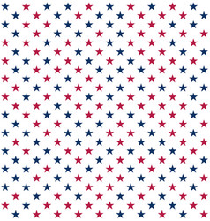 usa background with elements american flag vector image