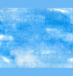 sky watercolor background vector image vector image