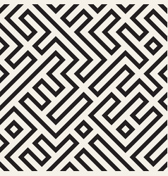 irregular maze line lattice abstract geometric vector image