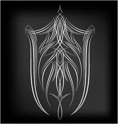 Pinstriping 4 vector