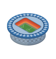 football classic arena icon isometric style vector image