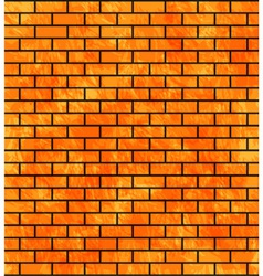 Background wall vector image