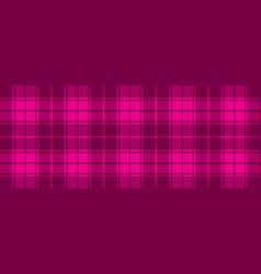 Purple lumberjack style gingham and bluffalo vector