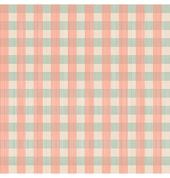 Abstract Retro Square Tablecloth Seamless Pattern vector image vector image