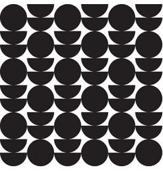 Seamless geometric pattern classic ornament vector
