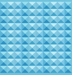 triangular low polymosaic pattern background vector image