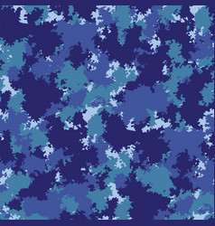 camo colorful camouflage pattern seamless vector image