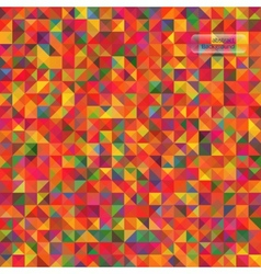 Geometric Technology Background vector