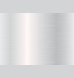 Silver gradient with highlights vector