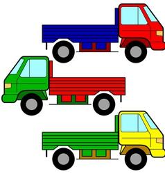 Transportation symbols vector
