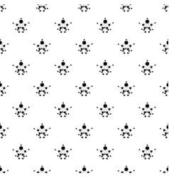 aspirin pattern seamless vector image