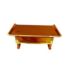 Icon furniture vector