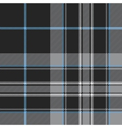Pride of scotland platinum tartan fabric texture vector