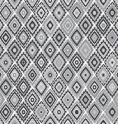 monochrome vintage seamless vector image