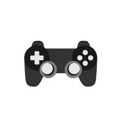joystick game graphic design element vector image
