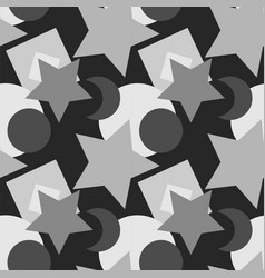 Seamless texture pattern on a square background vector