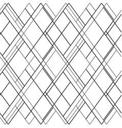 Cross lines seamless pattern hatch vector