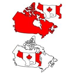 Lynx Canada vector