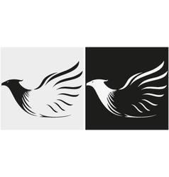 Eagles mascot or symbol vector image