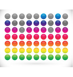 dotted eq vector image