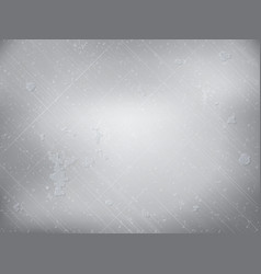 Grey background texture vector