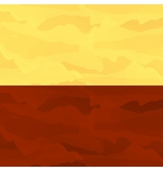 Martian stylized background vector