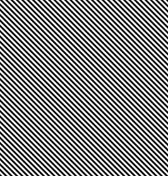 Seamless Black Stripe Background vector image vector image