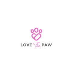 Dog logos for pet stores or veterinarians vector
