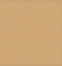 the texture of the cardboard vector image