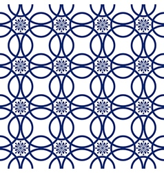 mexican ornament3 vector image