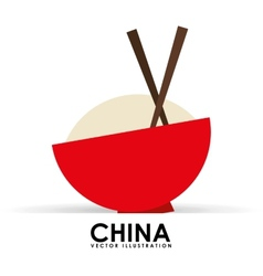 china culture vector image