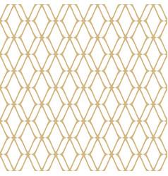 subtle golden mesh seamless pattern texture vector image