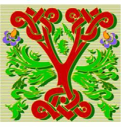 decorative letter Y vector image