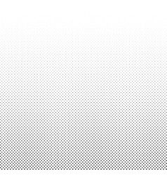Abstract halftone dotted gradient background vector