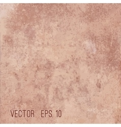 Brown fabric texture for background vector image