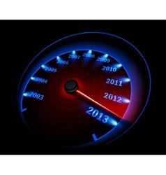 Speedometer 2013 vector
