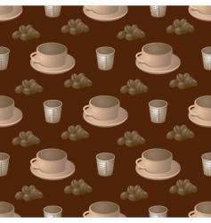 coffee step vector image