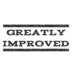 Greatly Improved Watermark Stamp vector