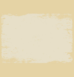 Pastel yellow grunge textured background with vector