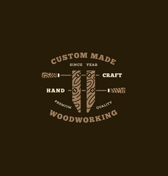 clamp logo vector image