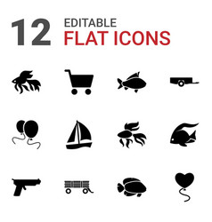 Eps10 icons vector