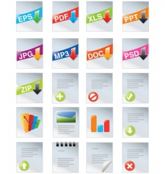 designers toolkit series vector image vector image