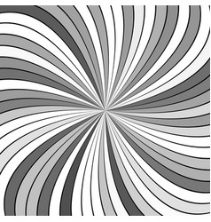 grey abstract psychedelic vortex background from vector image