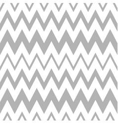 stylish striped background - seamless zigzag vector image