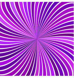 purple psychedelic abstract striped swirl vector image