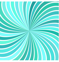 hypnotic abstract spiral ray stripe background vector image