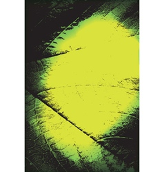 Green Leaf Background vector image vector image