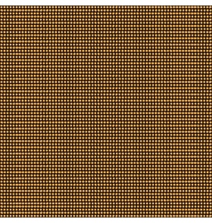 brown dots vector image