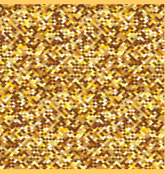 golden sequins vector image