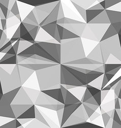 Abstract background of different figures Template vector image